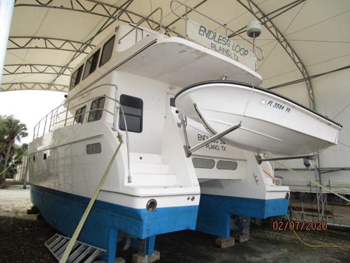 """7 2014 ENDEAVOUR """"40"""" power Cat Catamaran 2857652"""
