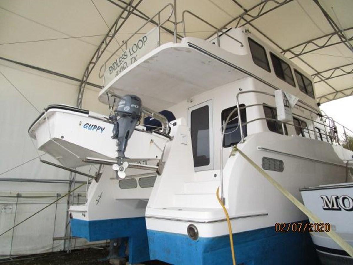 """8 2014 ENDEAVOUR """"40"""" power Cat Catamaran 2857653"""