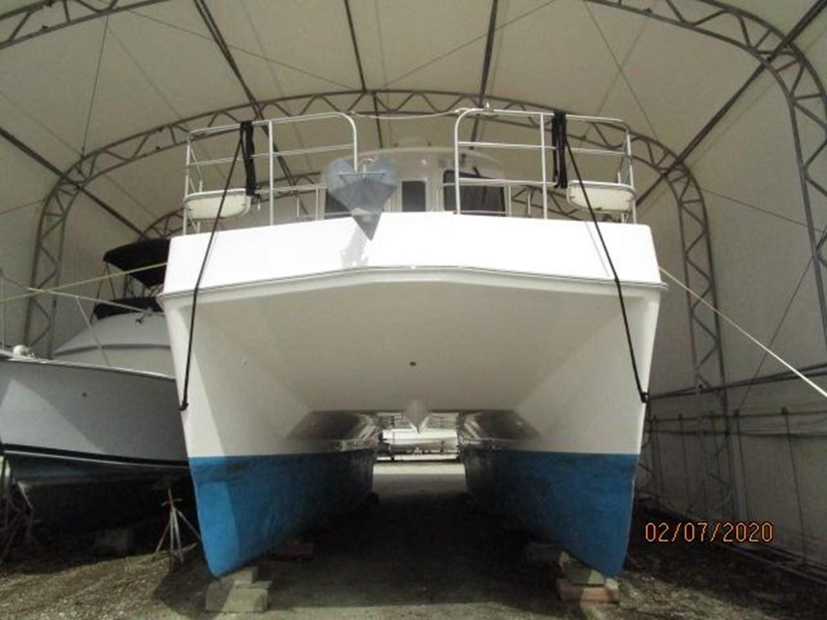 """9 2014 ENDEAVOUR """"40"""" power Cat Catamaran 2857654"""