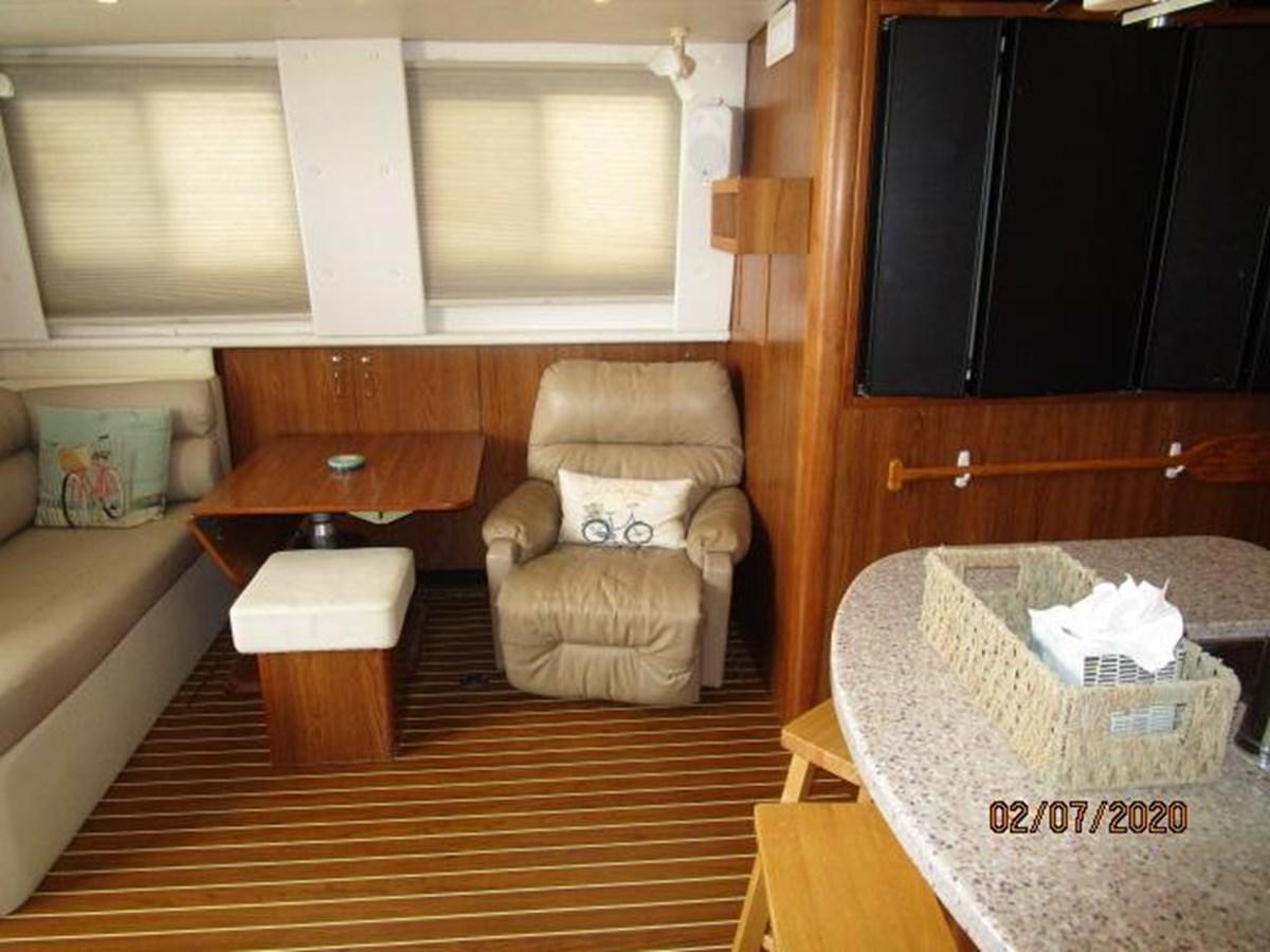 """43 2014 ENDEAVOUR """"40"""" power Cat Catamaran 2857688"""