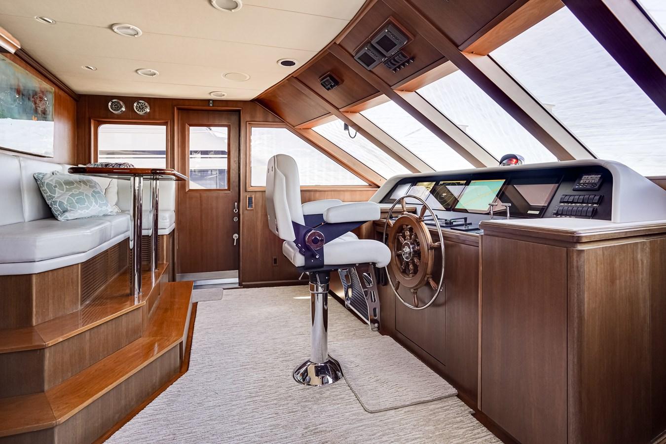 2011 85 Burger - Pilothouse (2) 2001 BURGER 85 Motor Yacht Motor Yacht 2847192