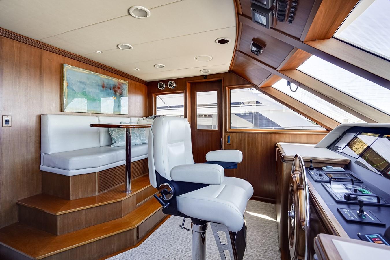 2011 85 Burger - Pilothouse (3) 2001 BURGER 85 Motor Yacht Motor Yacht 2847193