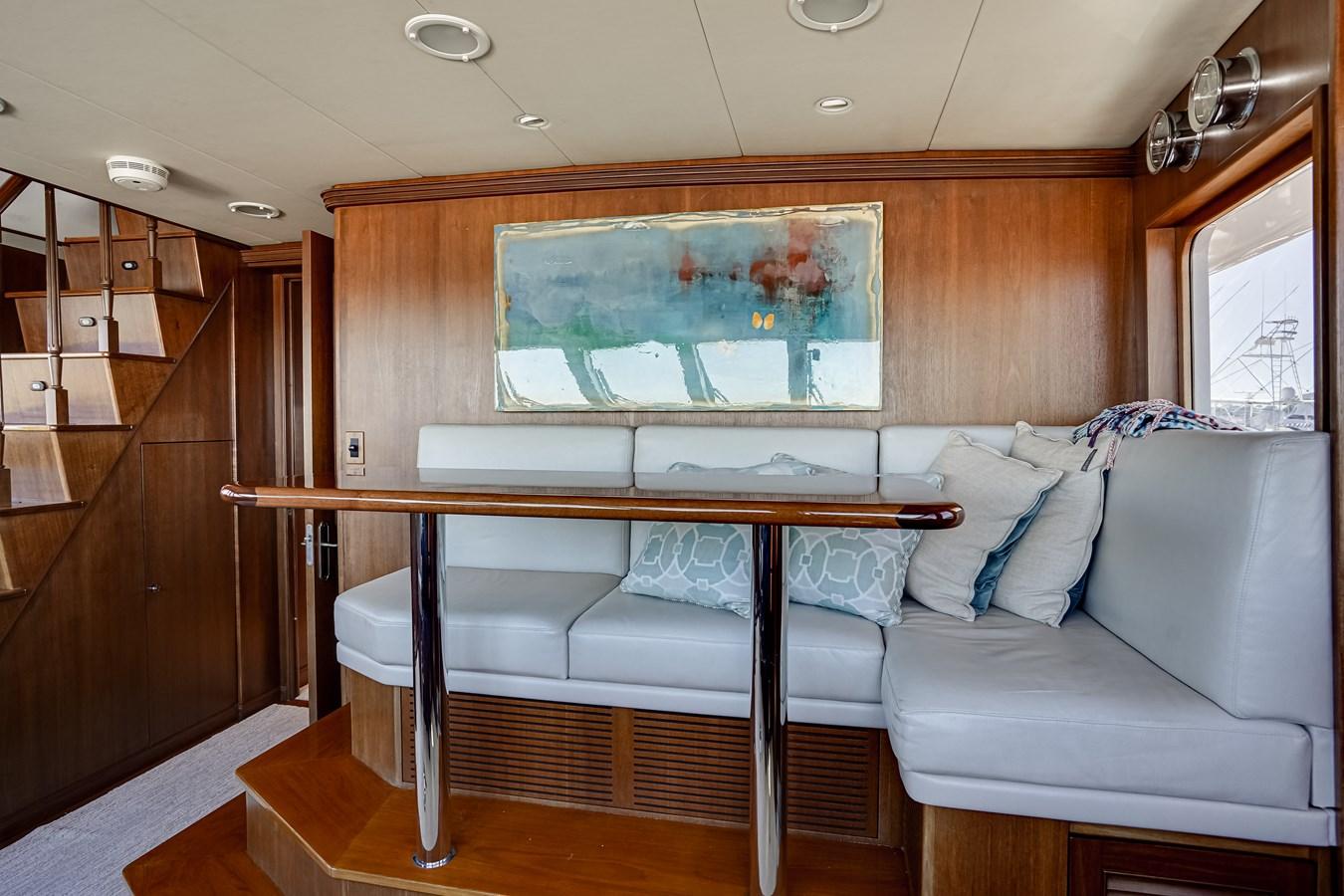 2011 85 Burger - Pilothouse (4) 2001 BURGER 85 Motor Yacht Motor Yacht 2847194