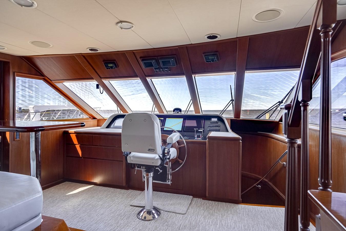 2011 85 Burger - Pilothouse (5) 2001 BURGER 85 Motor Yacht Motor Yacht 2847195