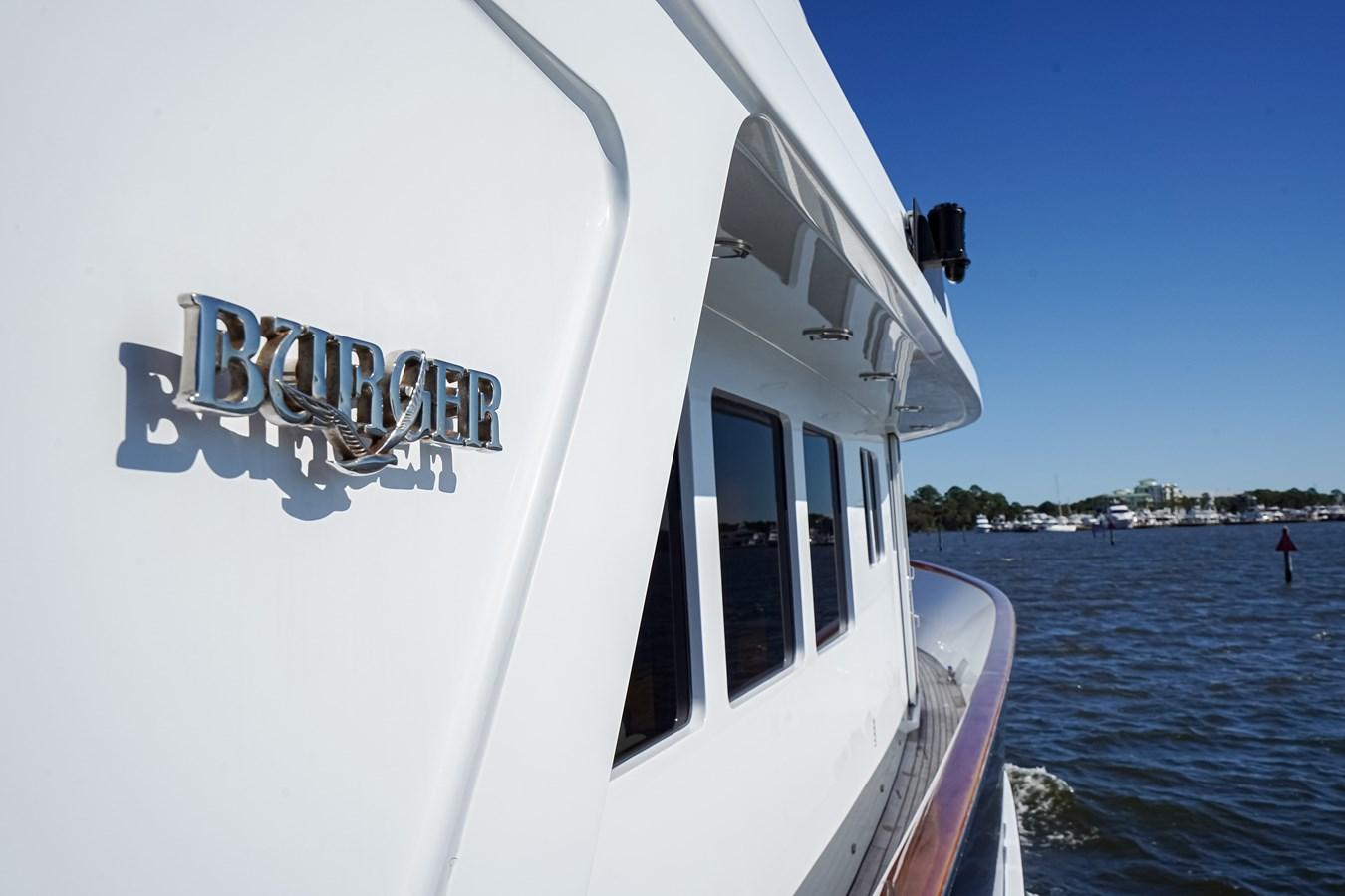 2011 85 Burger - Logo 2001 BURGER 85 Motor Yacht Motor Yacht 2847224