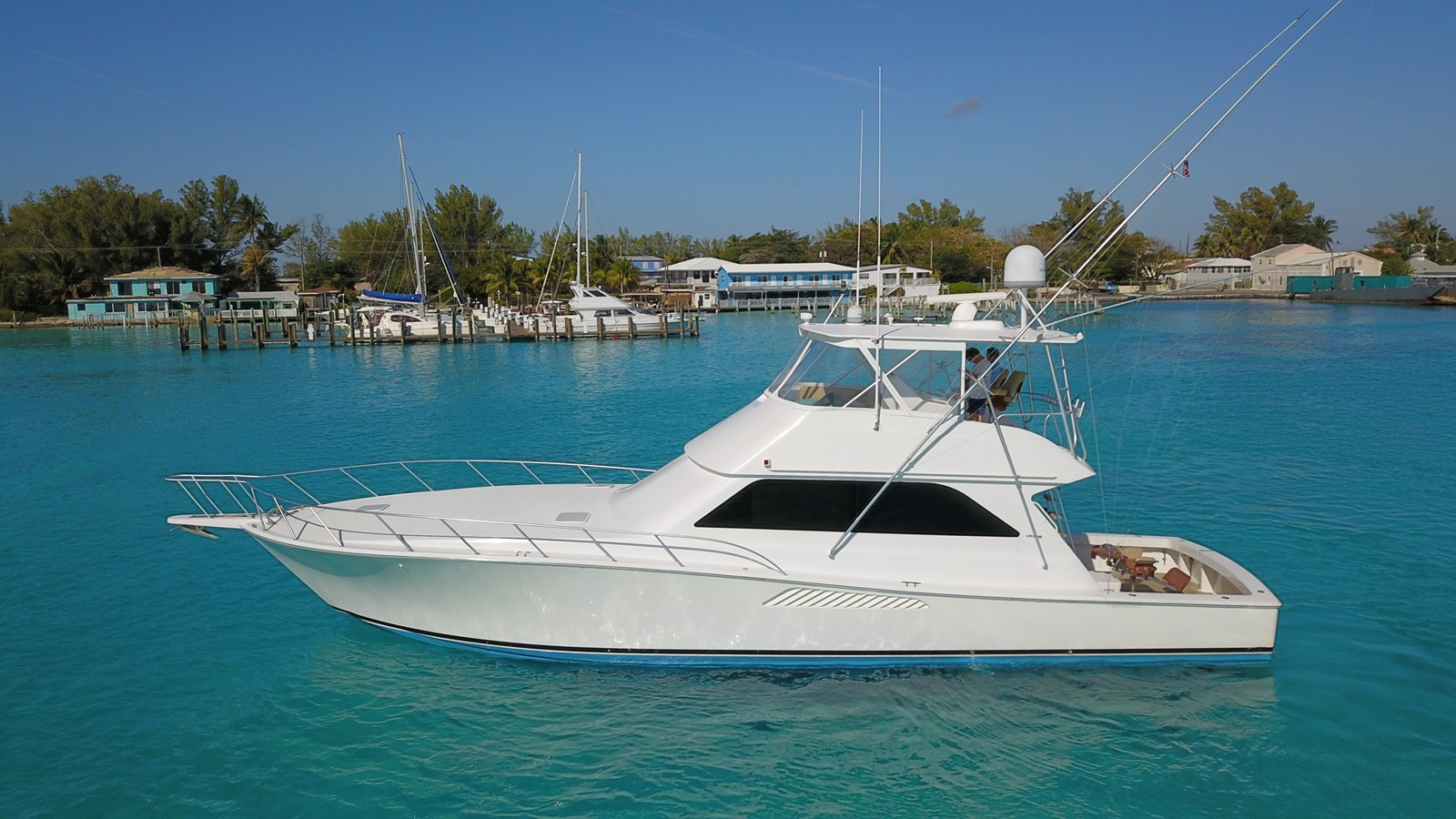 Main Port Profile 2000 VIKING  Sport Fisherman 2846822