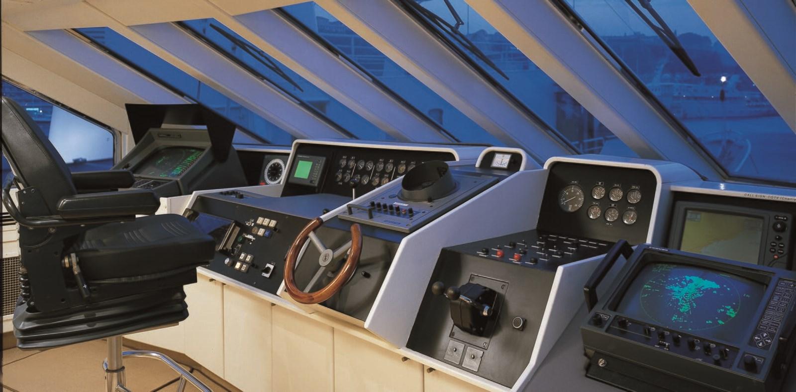Costa Magna - Cockpit 1983 PROTEKSAN  Motor Yacht 2852021