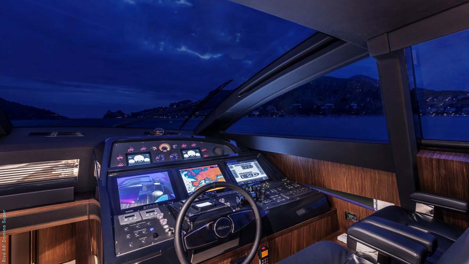 8714-Riva 88 Domino Super 2017 RIVAL YACHTS INC  Motor Yacht 2851173