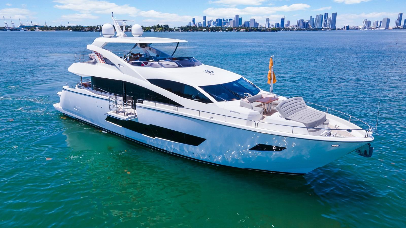 2_2018 86ft Sunseeker Yacht DOCQUA