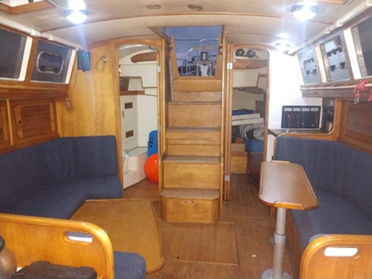 029 1992 SABRE YACHTS 40 RS Sloop 2851890