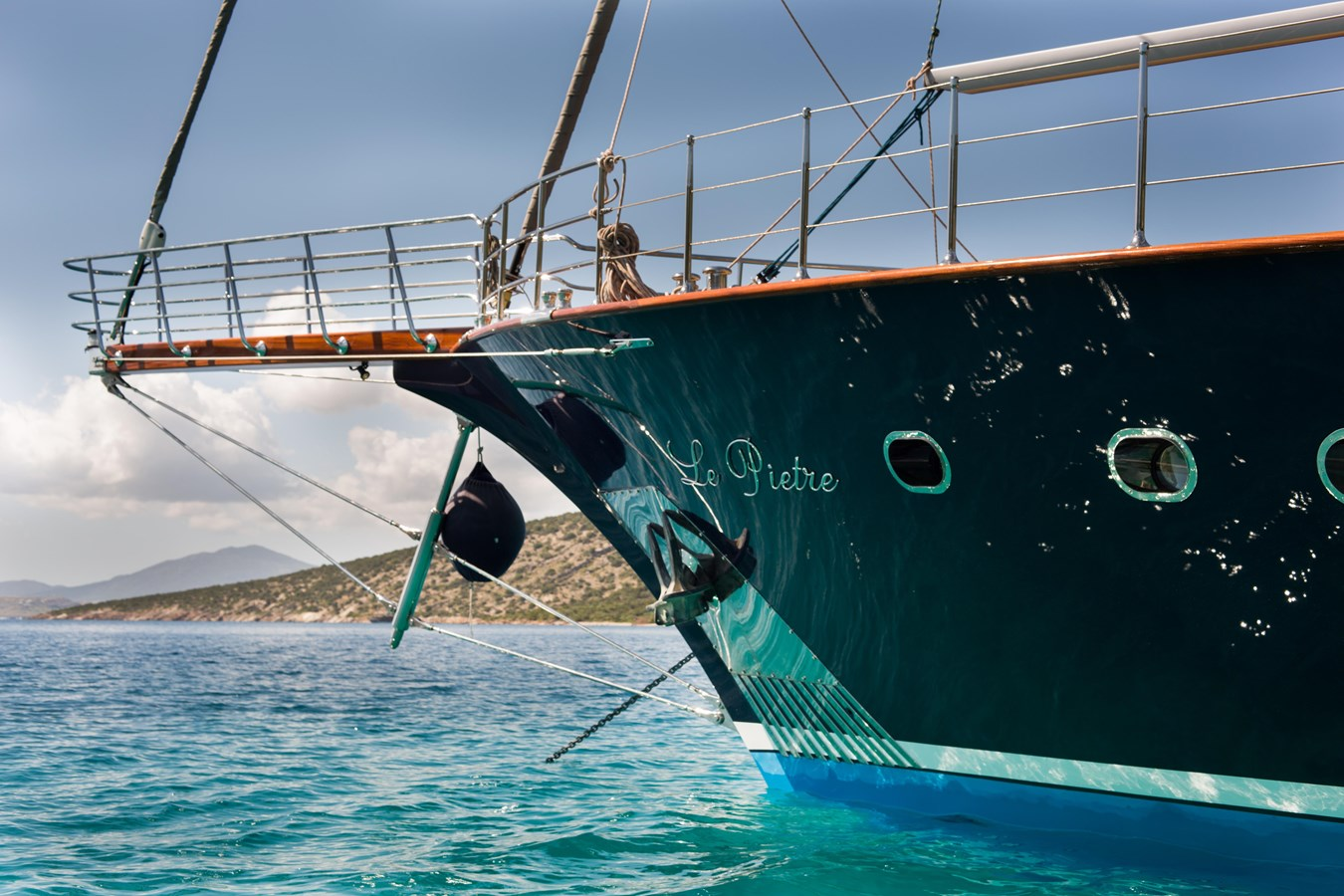 Le Pietre 5 2009 ADA YACHT WORKS  Cruising Ketch 2855462