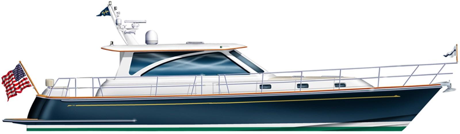 hunt-52-layout-2 2010 HUNT YACHTS Hunt 52 Motor Yacht 2852267
