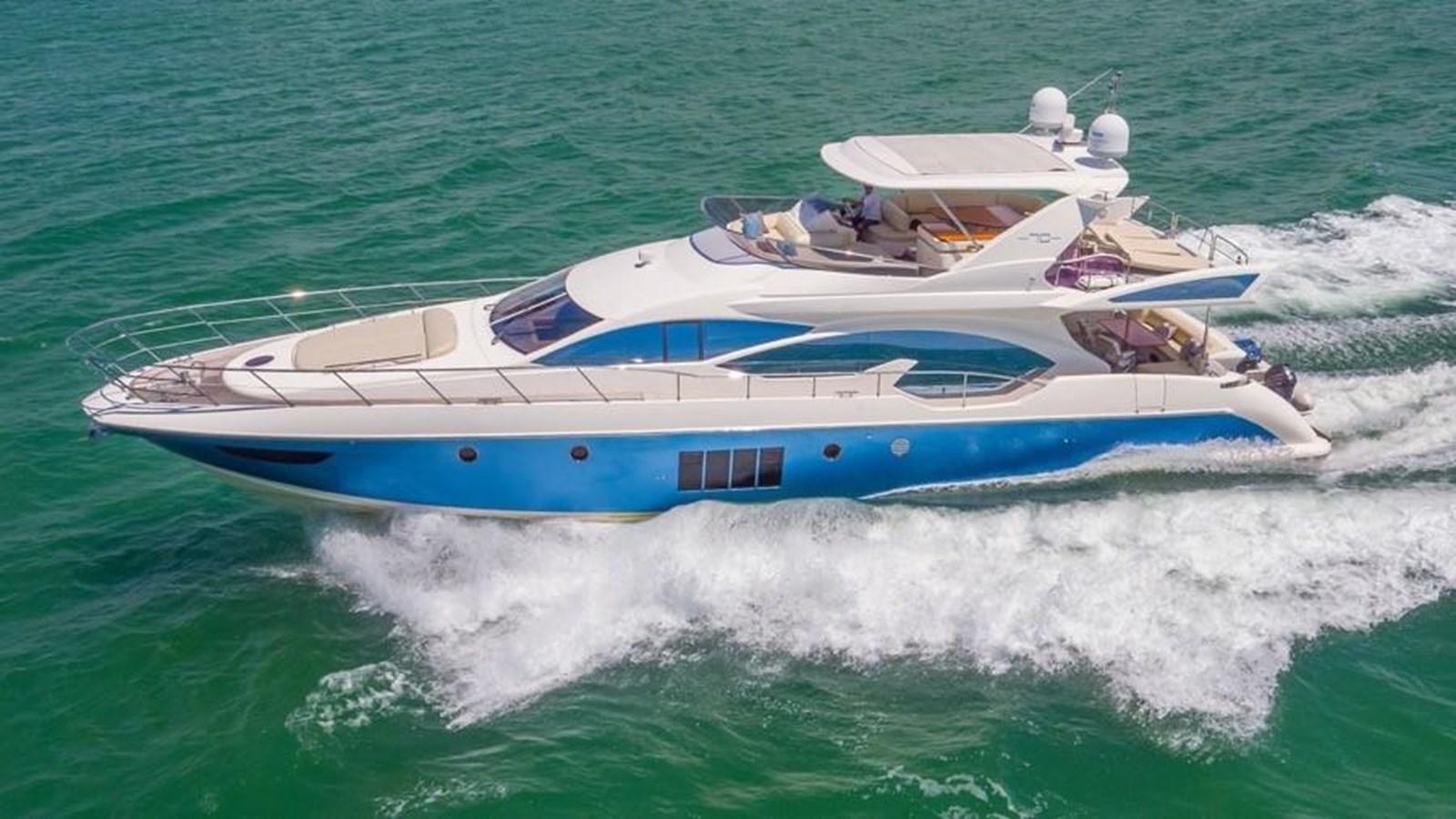 2011 AZIMUT 70 Flybridge Motor Yacht 2855741