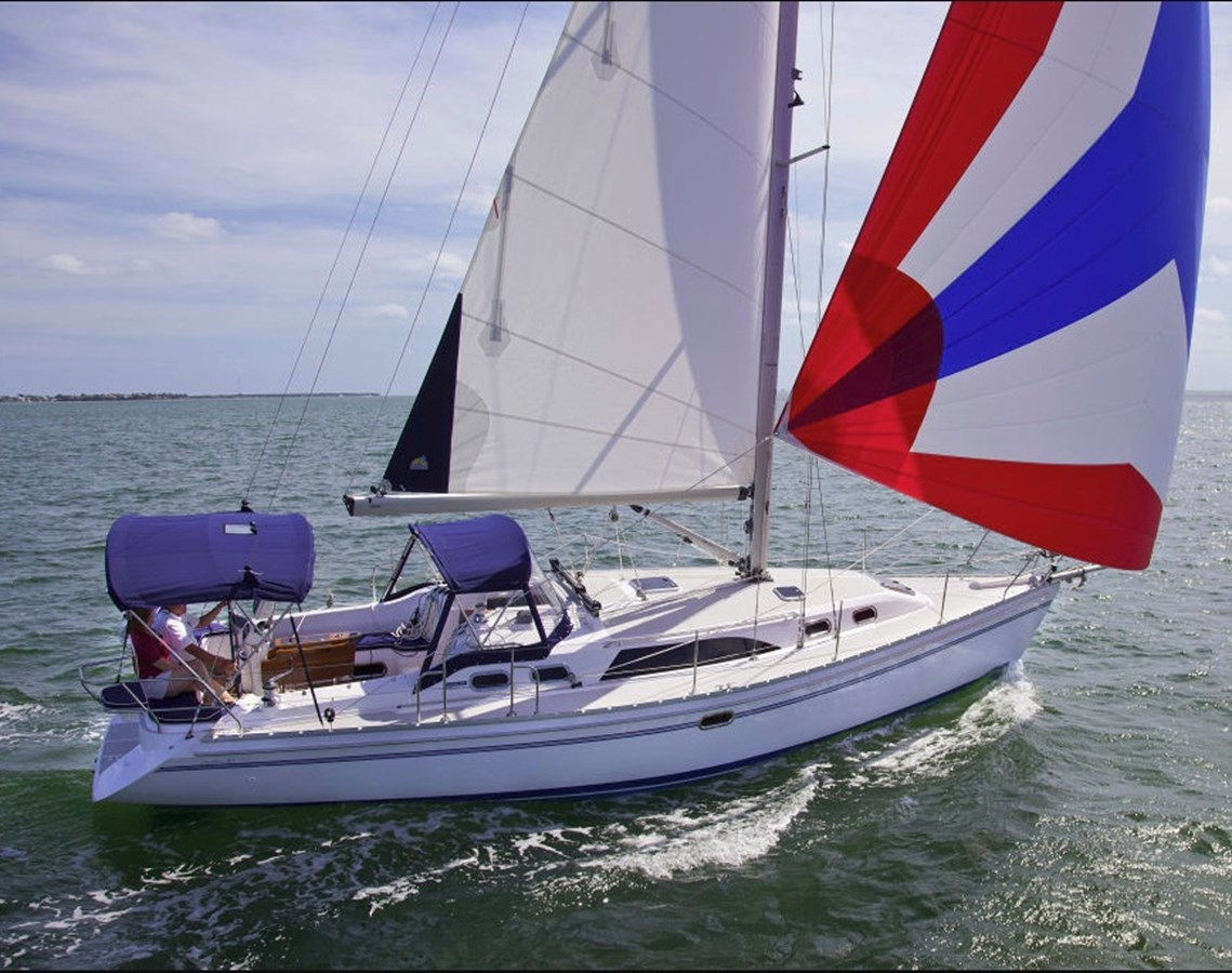 Under Sail 2020 CATALINA  Sloop 2860383
