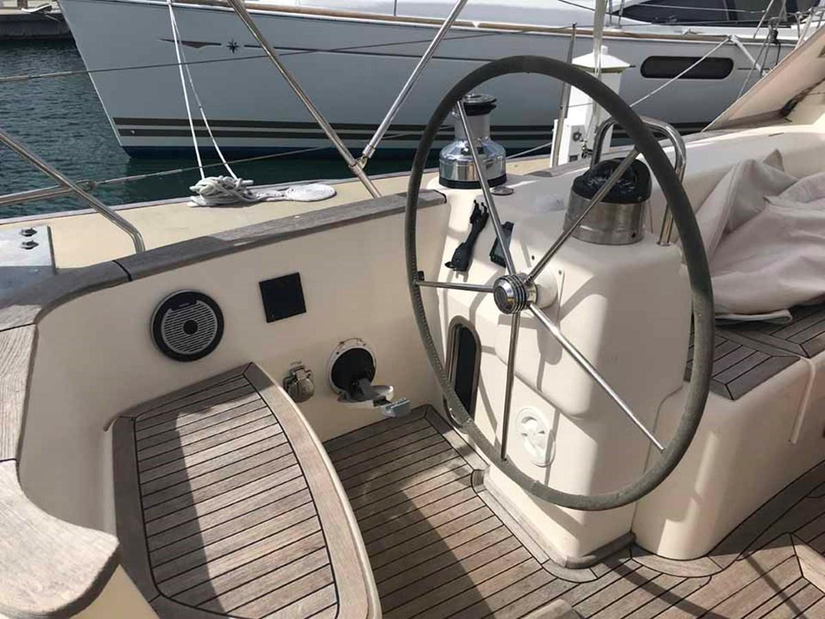 moody-45ac-3 2012 MOODY Moody 45AC Cruising Sailboat 2860616