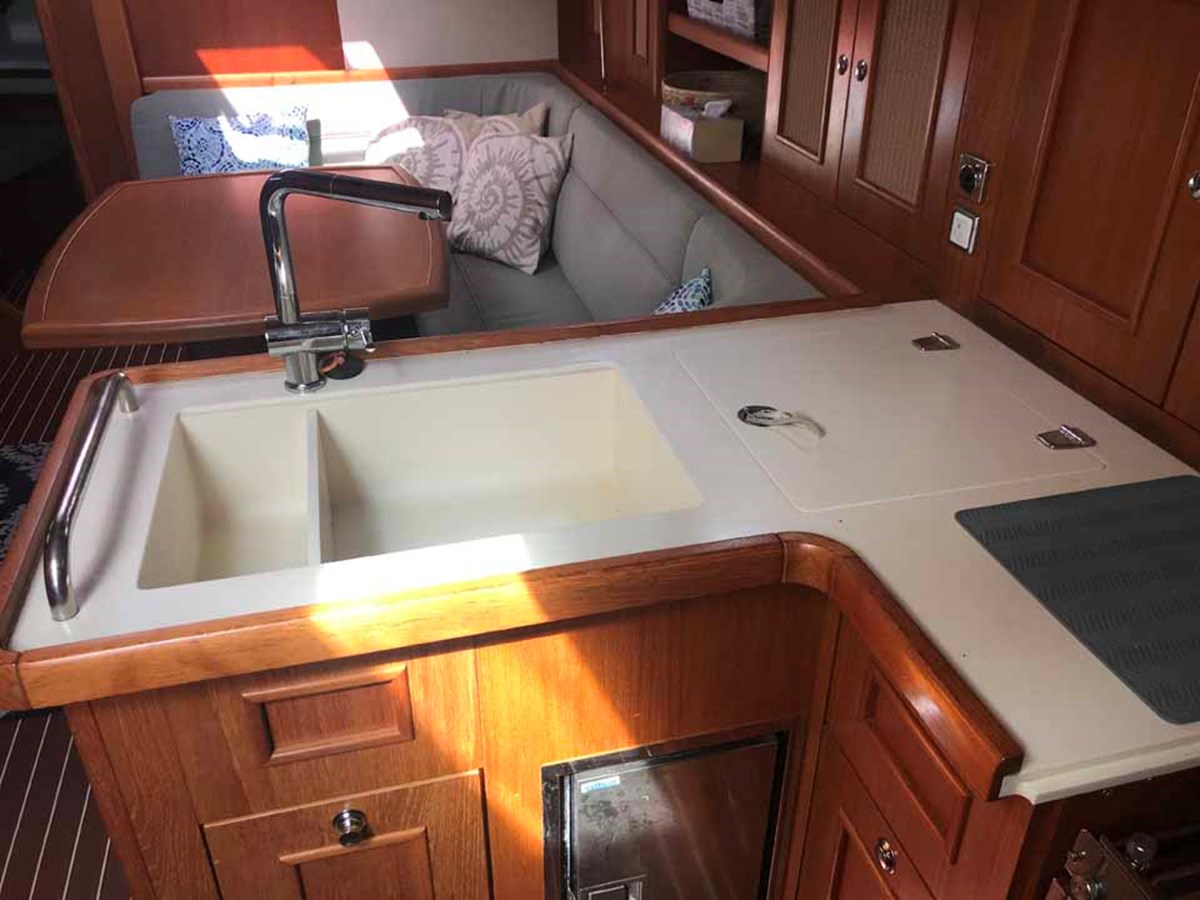 moody-45ac-16 2012 MOODY Moody 45AC Cruising Sailboat 2860629