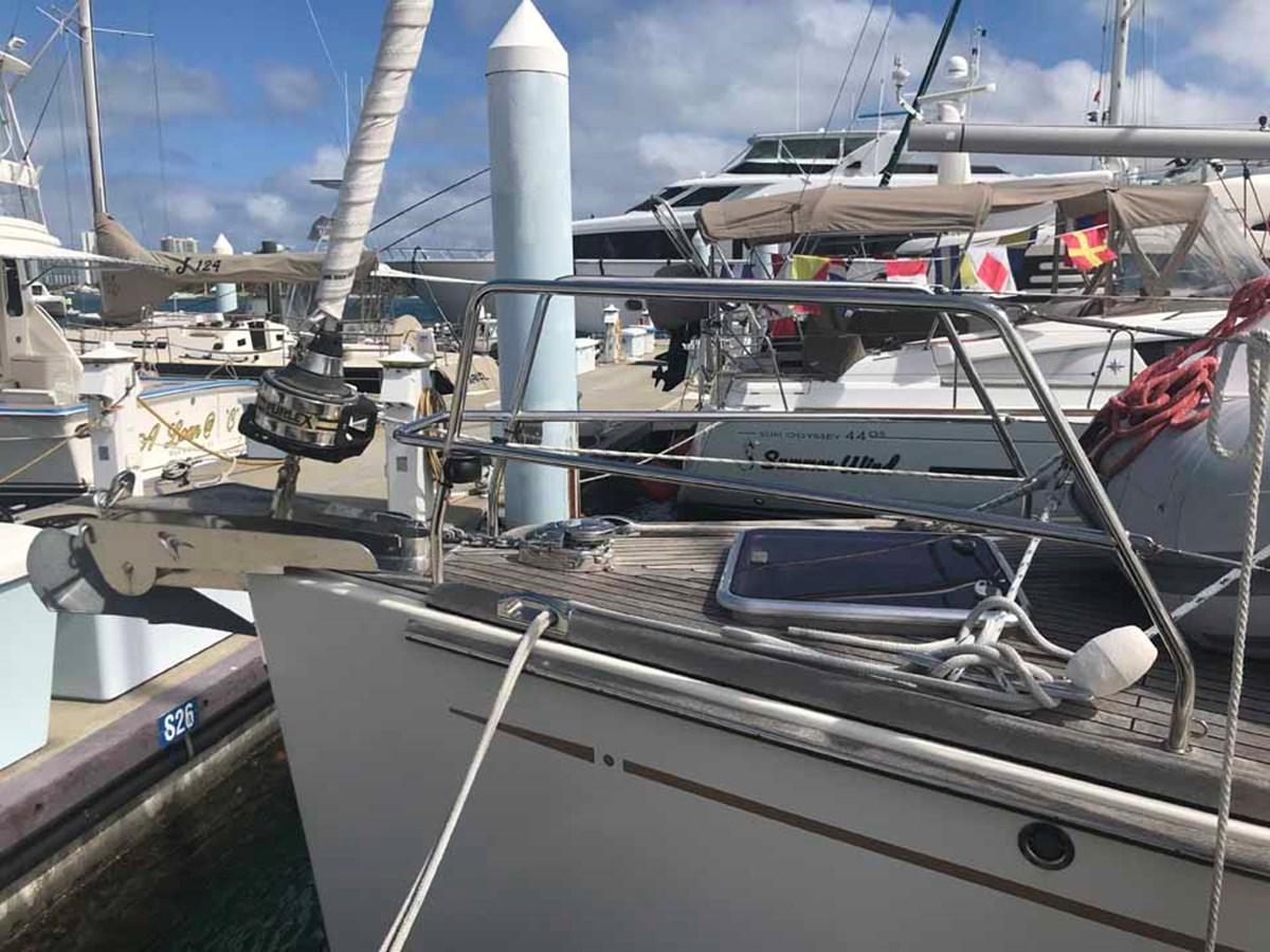 moody-45ac-22 2012 MOODY Moody 45AC Cruising Sailboat 2860635