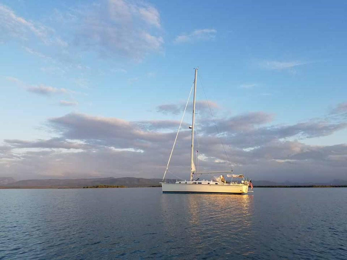 moody-45ac-43 2012 MOODY Moody 45AC Cruising Sailboat 2860656