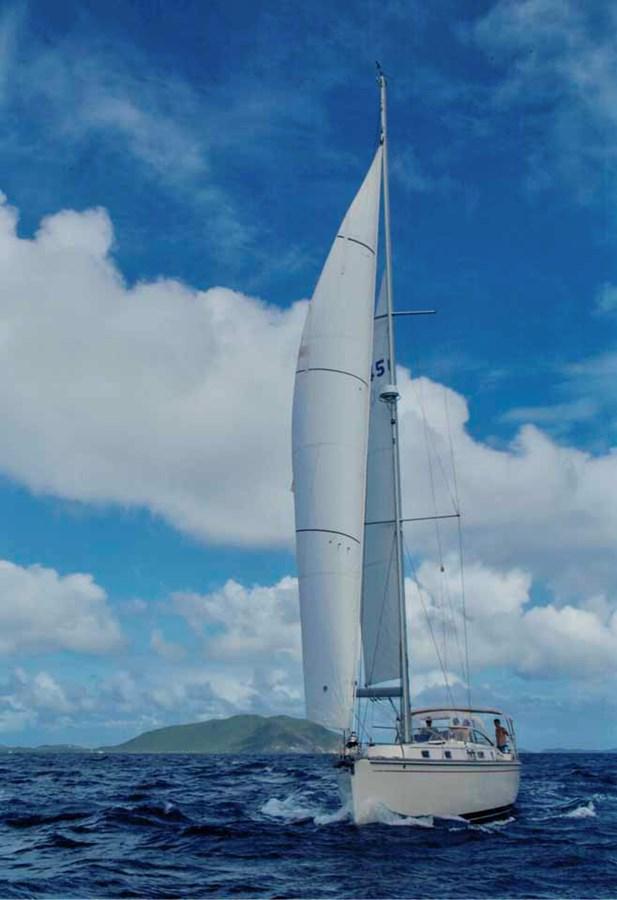 moody-45ac-48 2012 MOODY Moody 45AC Cruising Sailboat 2860661