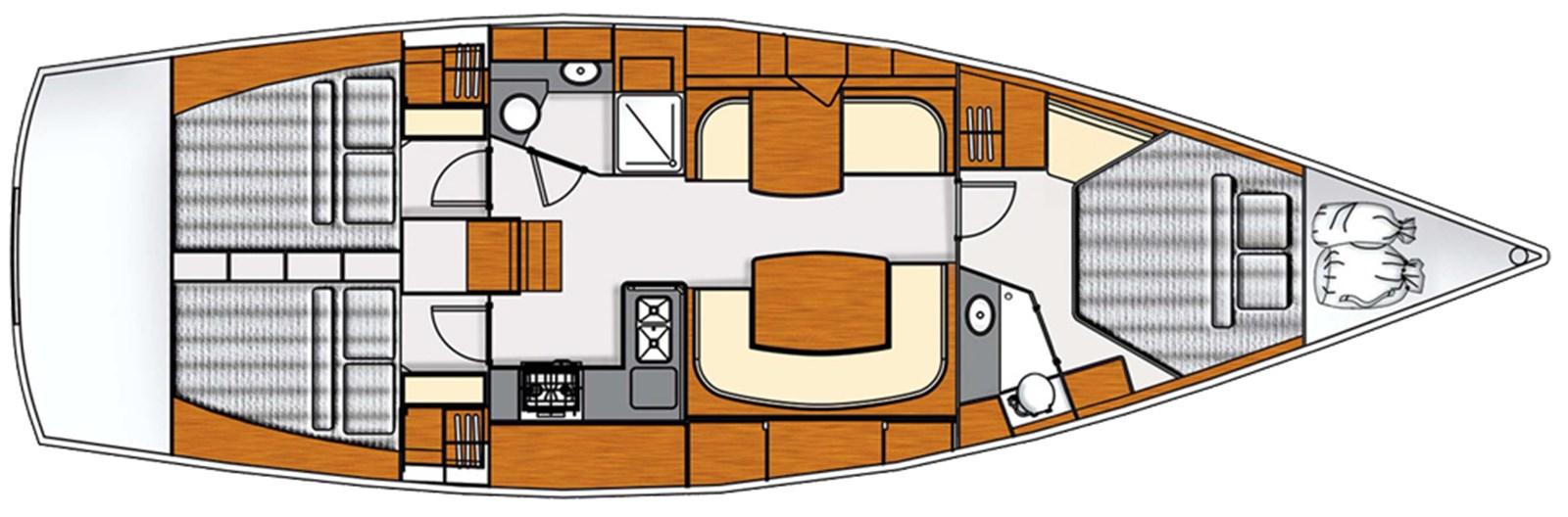 moody-45ac-layout-1 2012 MOODY Moody 45AC Cruising Sailboat 2860662