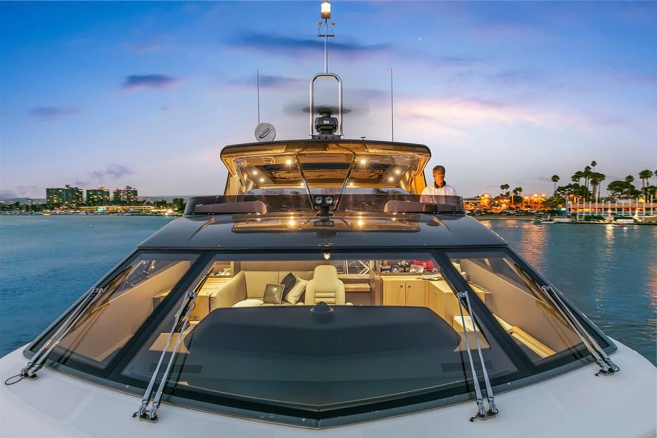 Lontano yacht for sale