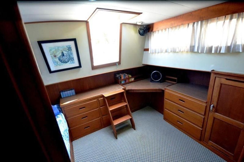 Aft Cabin, port side aft 1980 GRAND BANKS 42 Classic Trawler 2865684