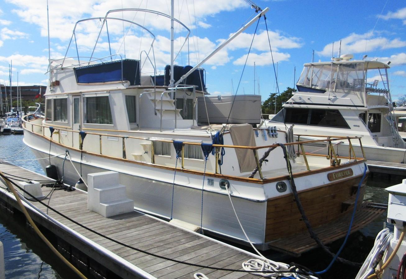Port side 1980 GRAND BANKS 42 Classic Trawler 2865688