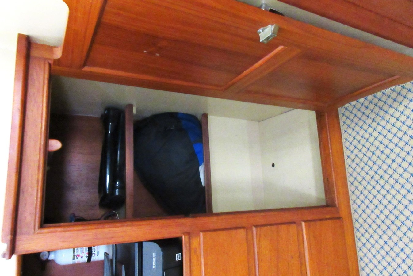 Aft Cabin storage, port side forward 1980 GRAND BANKS 42 Classic Trawler 2865733