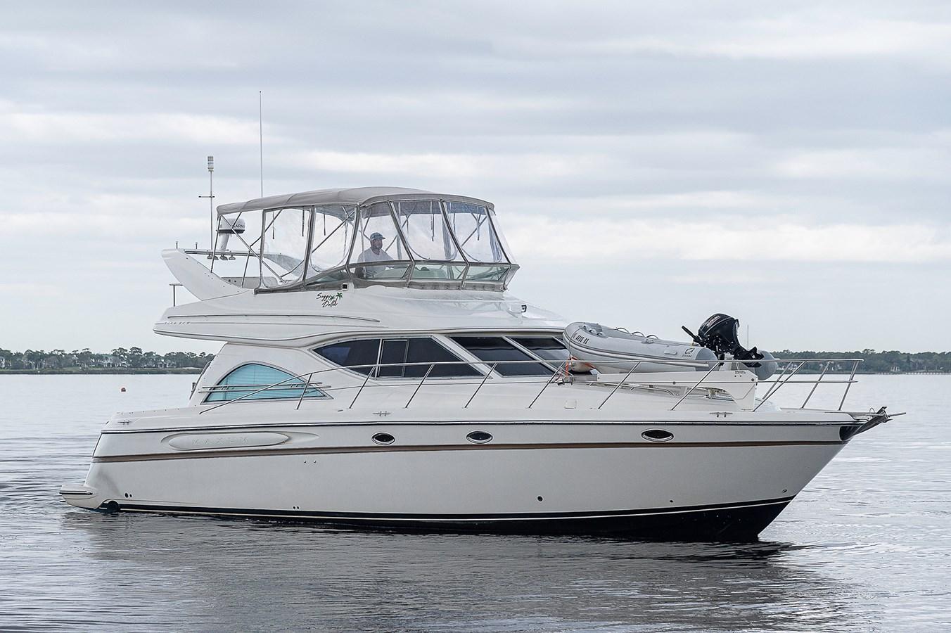 Starboard Profile 1999 MAXUM 4600 SCB  Cruiser 2878712