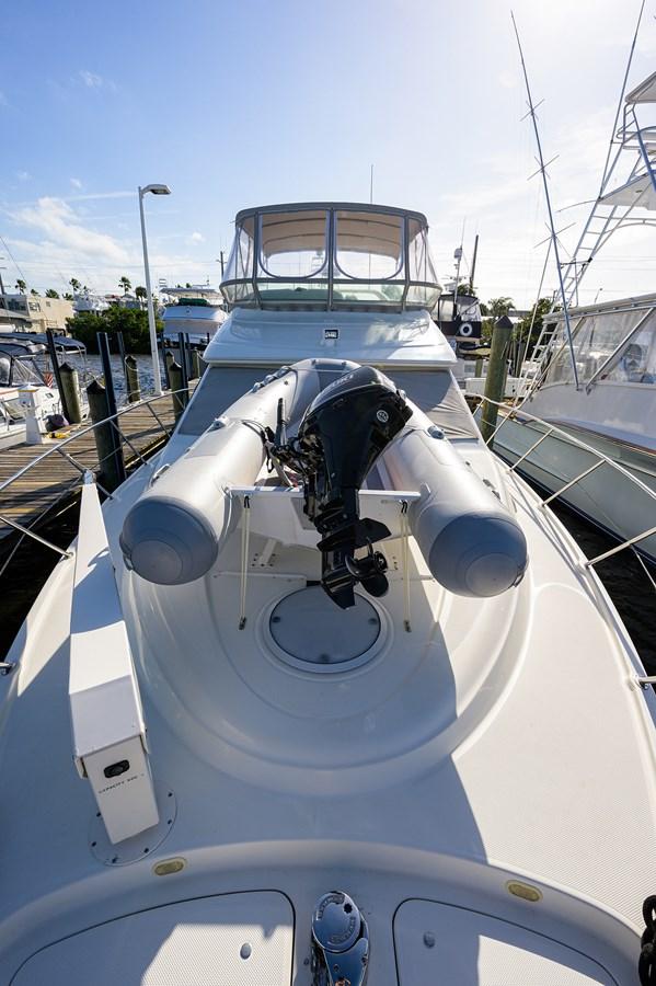 Bow 1999 MAXUM 4600 SCB  Cruiser 2884931