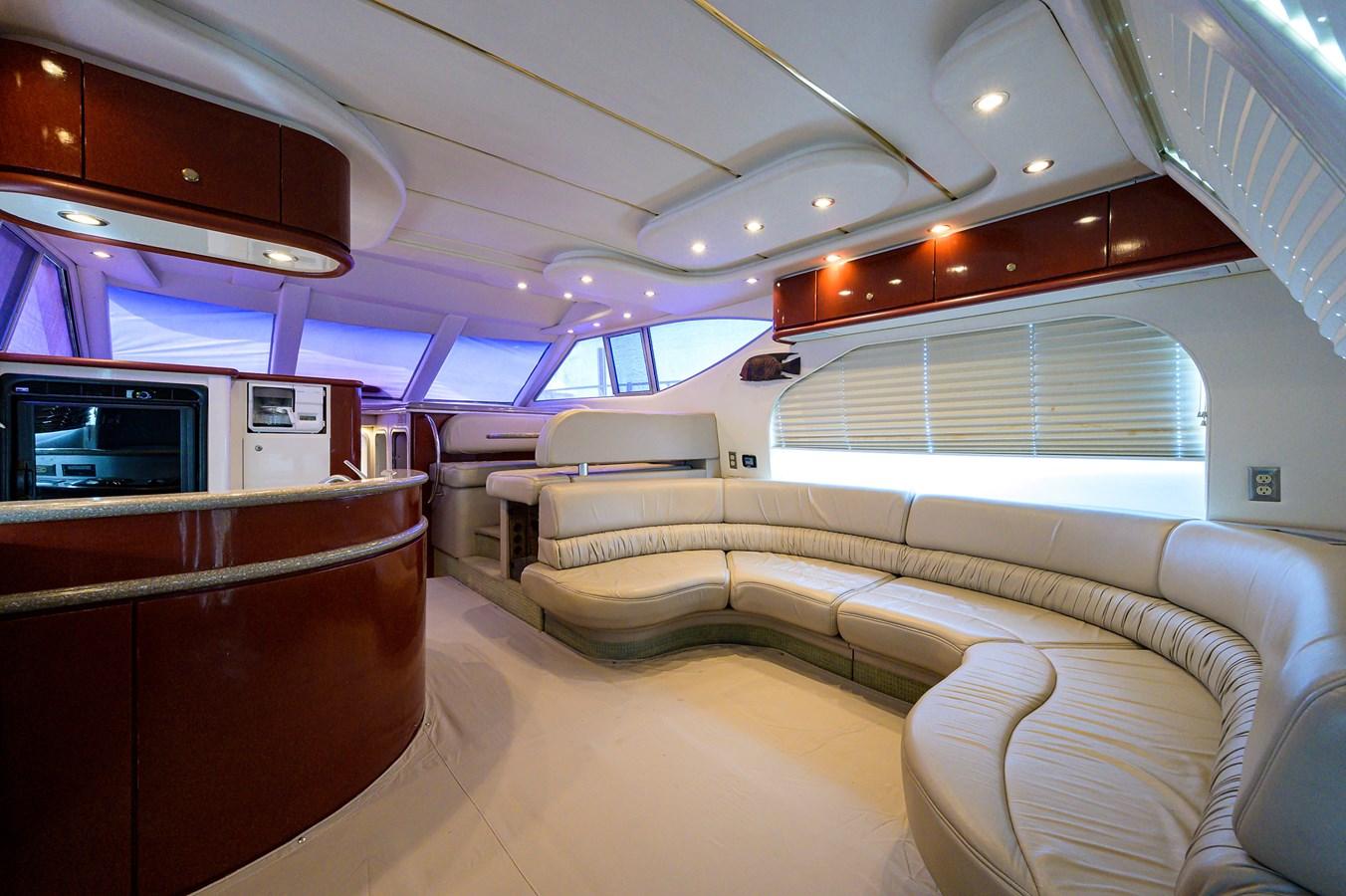 Flybridge 1999 MAXUM 4600 SCB  Cruiser 2884980
