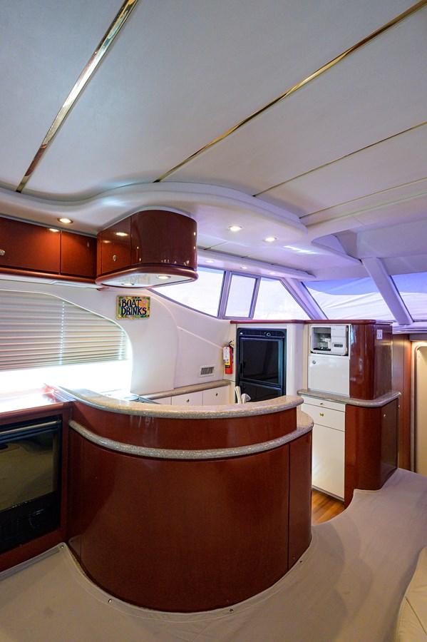 Galley 1999 MAXUM 4600 SCB  Cruiser 2884986