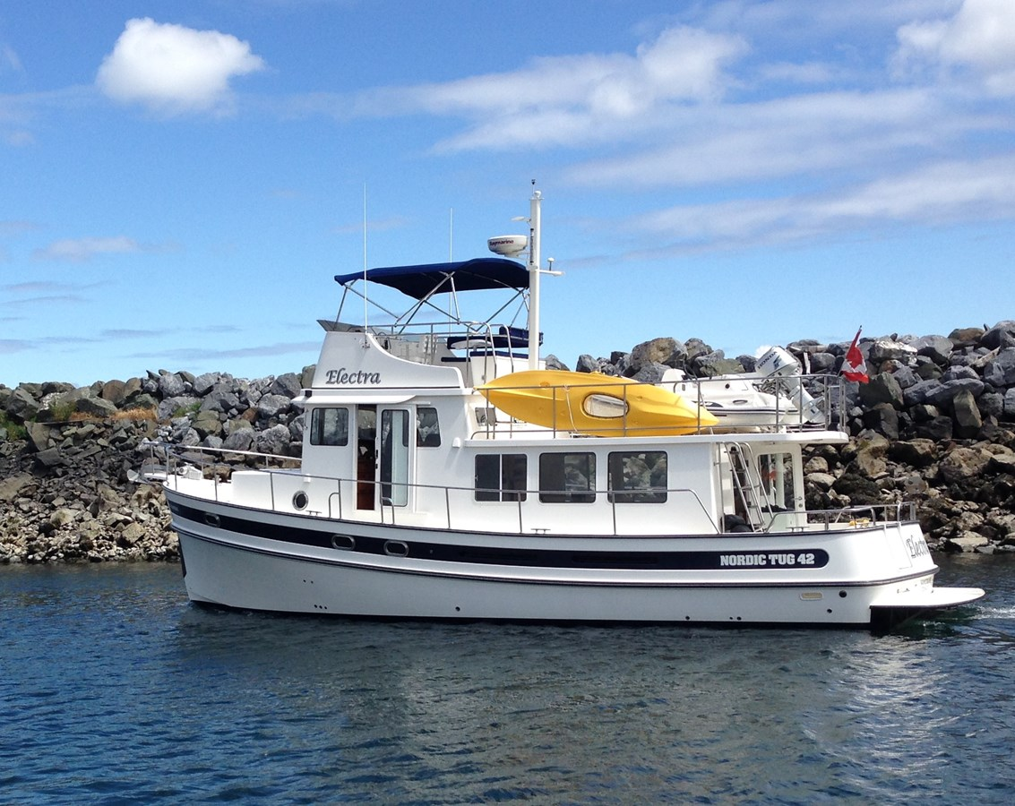 Electra 2007 NORDIC TUGS  Trawler 2882260