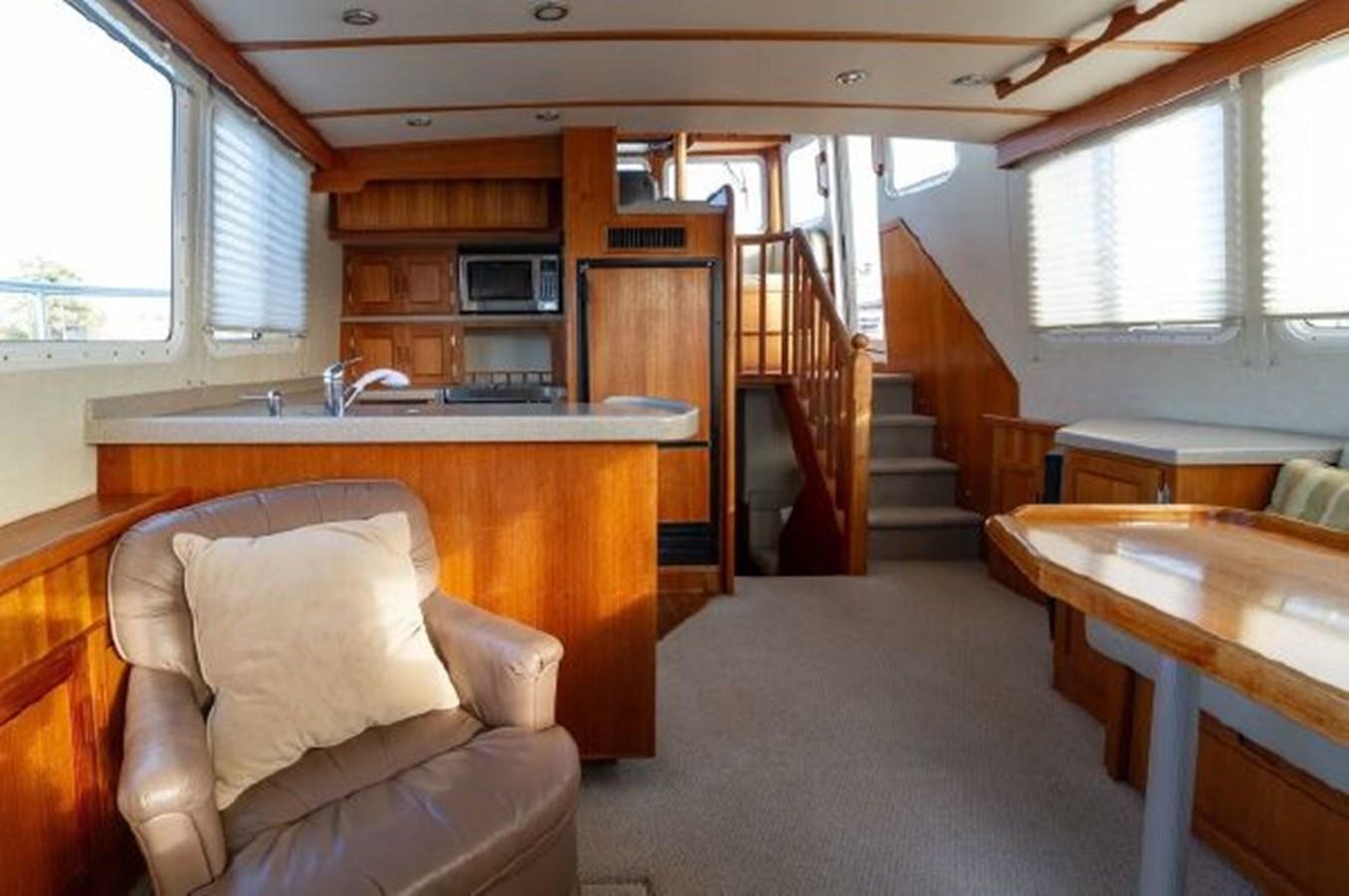 Main Salon 2007 NORDIC TUGS  Trawler 2882263