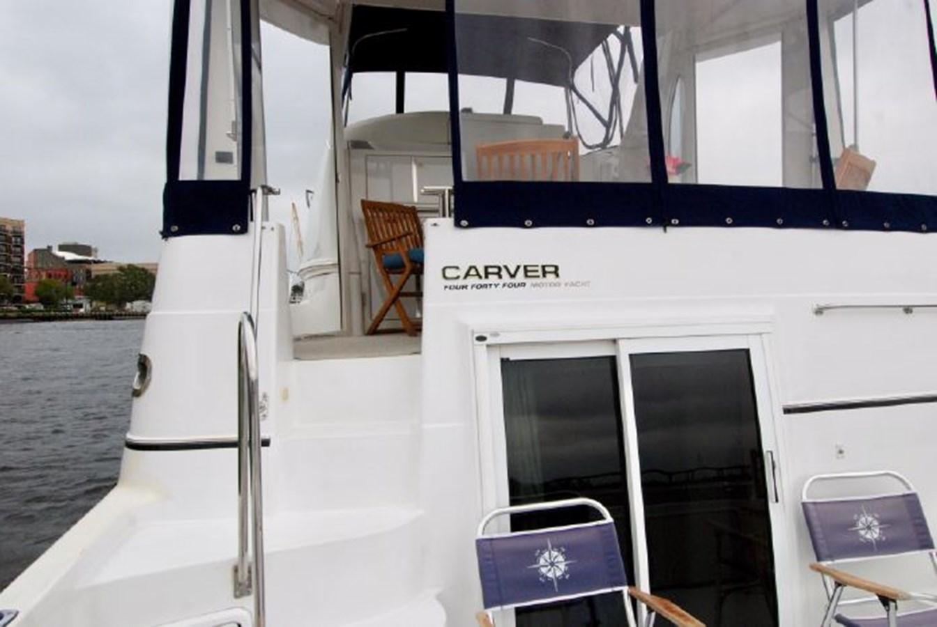 50 2001 CARVER 444 Cockpit Motor yacht Motor Yacht 2885826