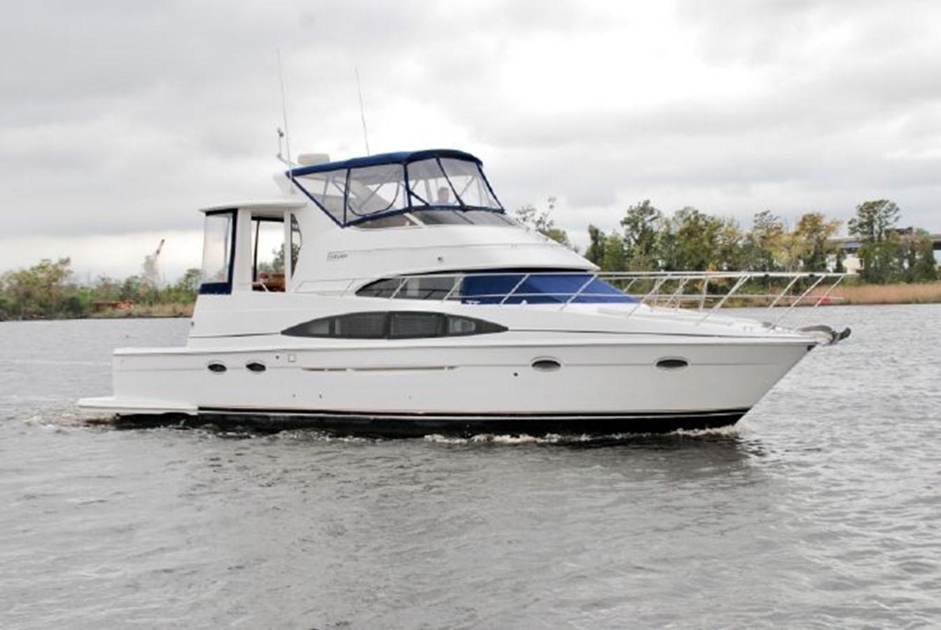 67 2001 CARVER 444 Cockpit Motor yacht Motor Yacht 2885843
