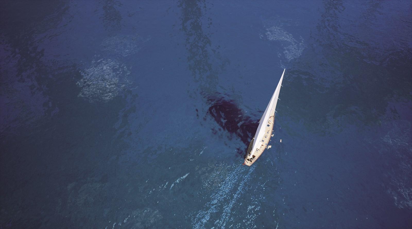 Bovenaanzicht 2020 #1 HULL Truly Classic Classic Yacht 2887067