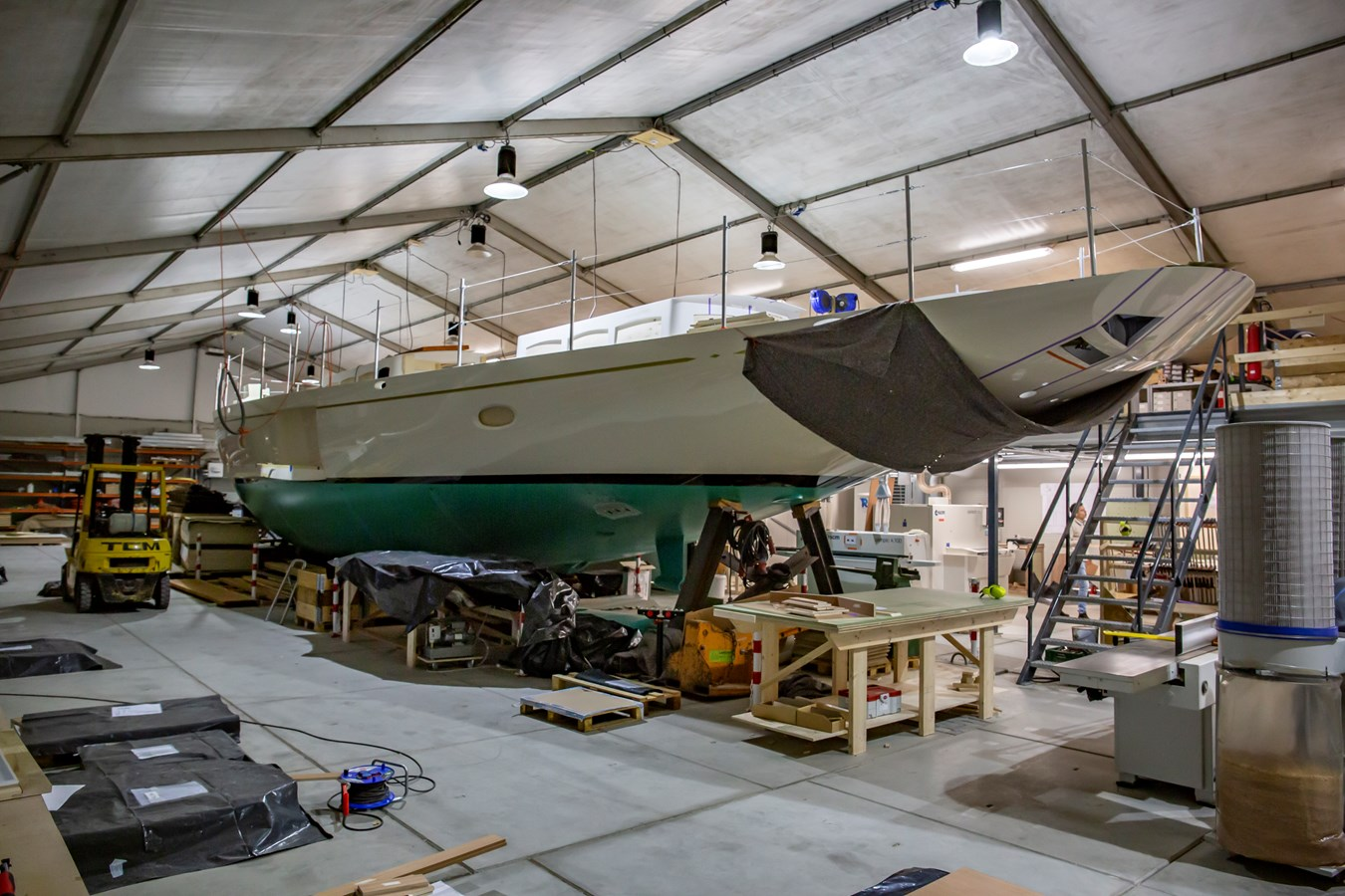 TC 90 Hull # 4  2020 #1 HULL Truly Classic Classic Yacht 2887073