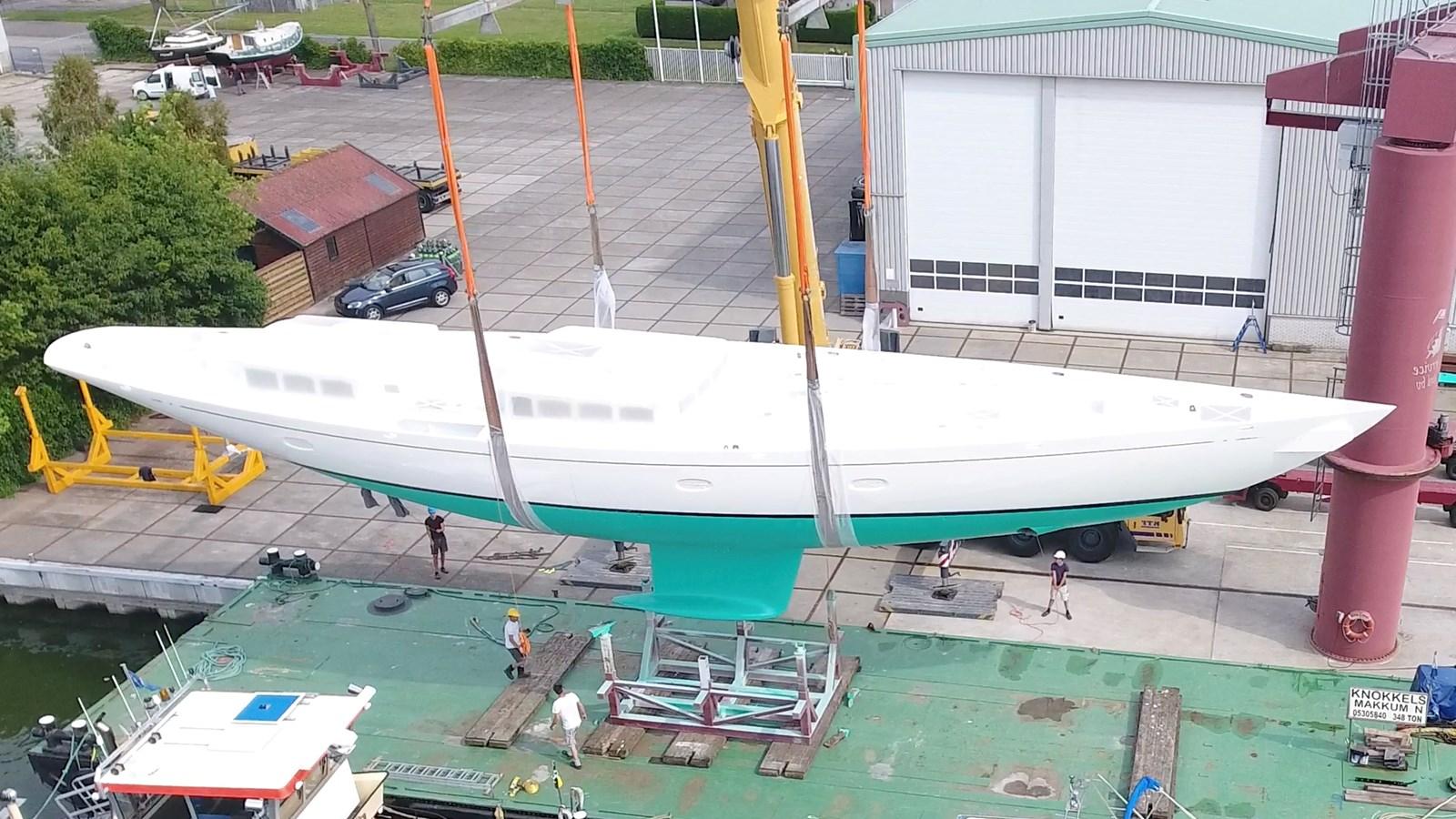 TC 90 Hull # 4 Hull plaatje 2020 #1 HULL Truly Classic Classic Yacht 2887077
