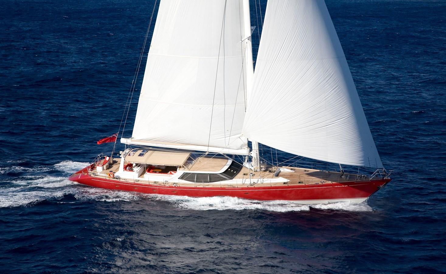 nice sail 1 1999 VITTERS Hoek Design Sloop Cruising Ketch 2887078