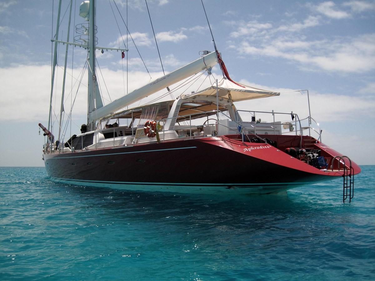 For anchor 1999 VITTERS Hoek Design Sloop Cruising Ketch 2887079