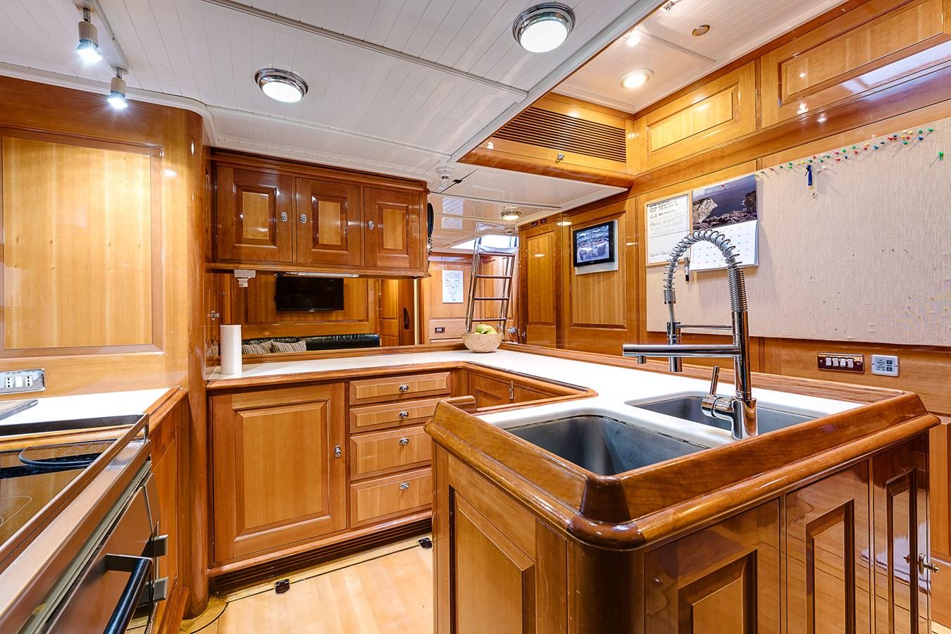 Galley Exterior-Editar 1999 VITTERS Hoek Design Sloop Cruising Ketch 2887081