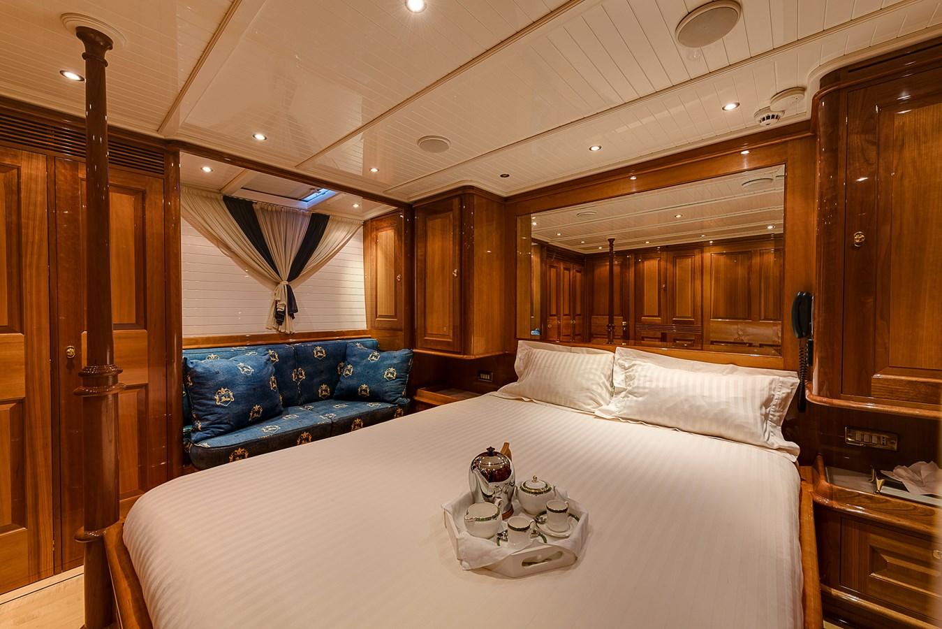 VIP Cabin  1999 VITTERS Hoek Design Sloop Cruising Ketch 2887092