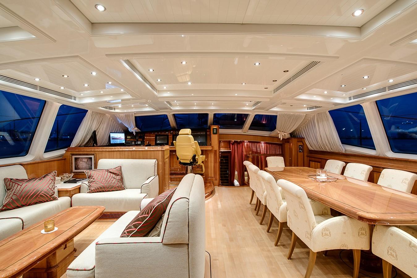 Saloon Night 1999 VITTERS Hoek Design Sloop Cruising Ketch 2887093