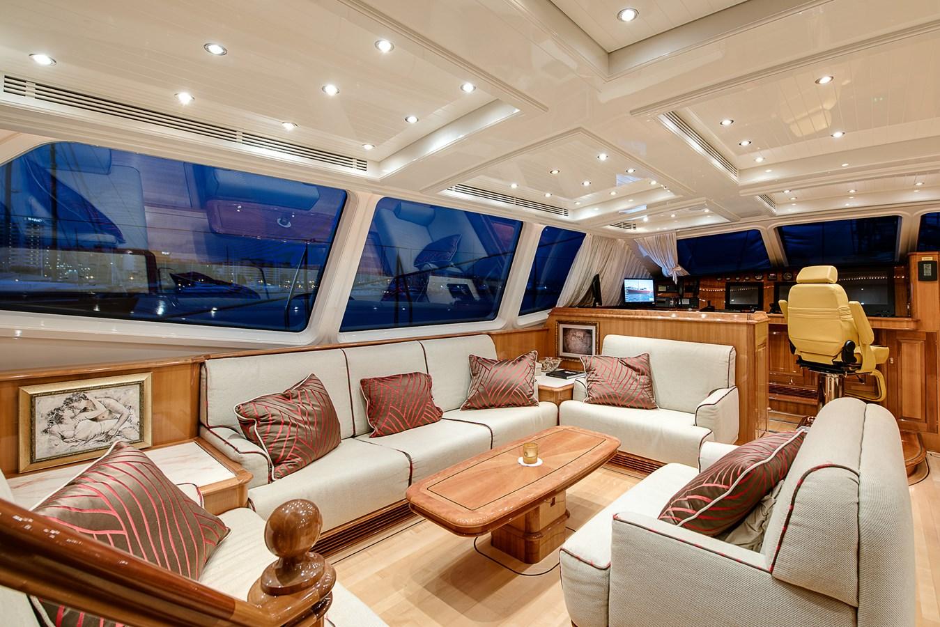 Saloon Night 1999 VITTERS Hoek Design Sloop Cruising Ketch 2887095