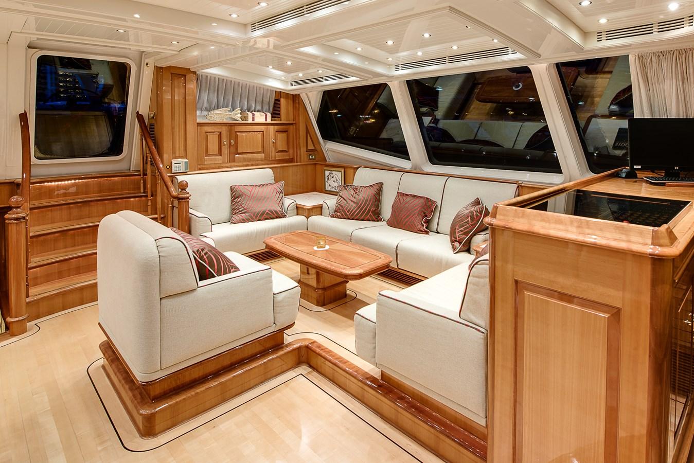 Saloon Night 1999 VITTERS Hoek Design Sloop Cruising Ketch 2887098