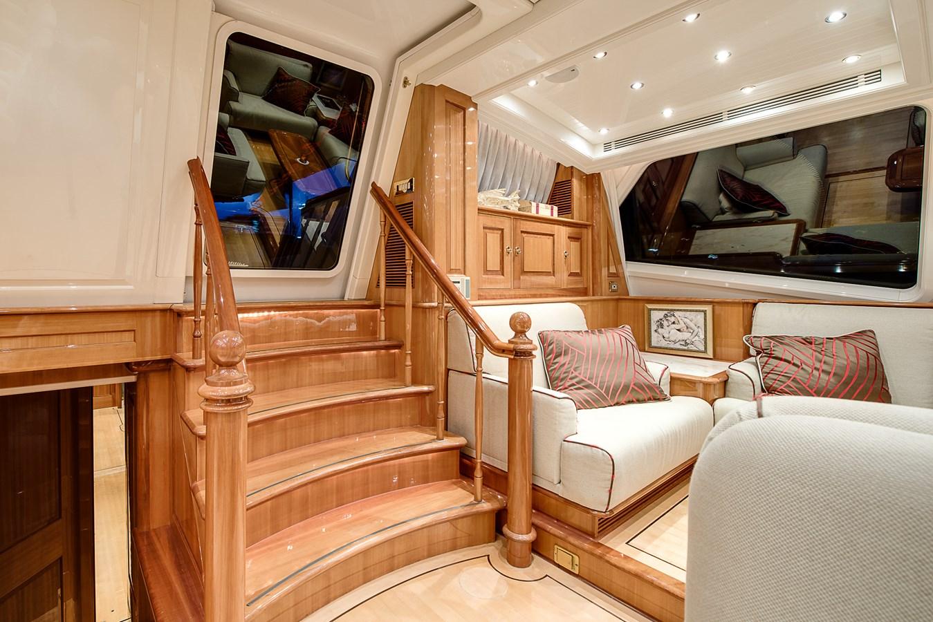Saloon Night 1999 VITTERS Hoek Design Sloop Cruising Ketch 2887099