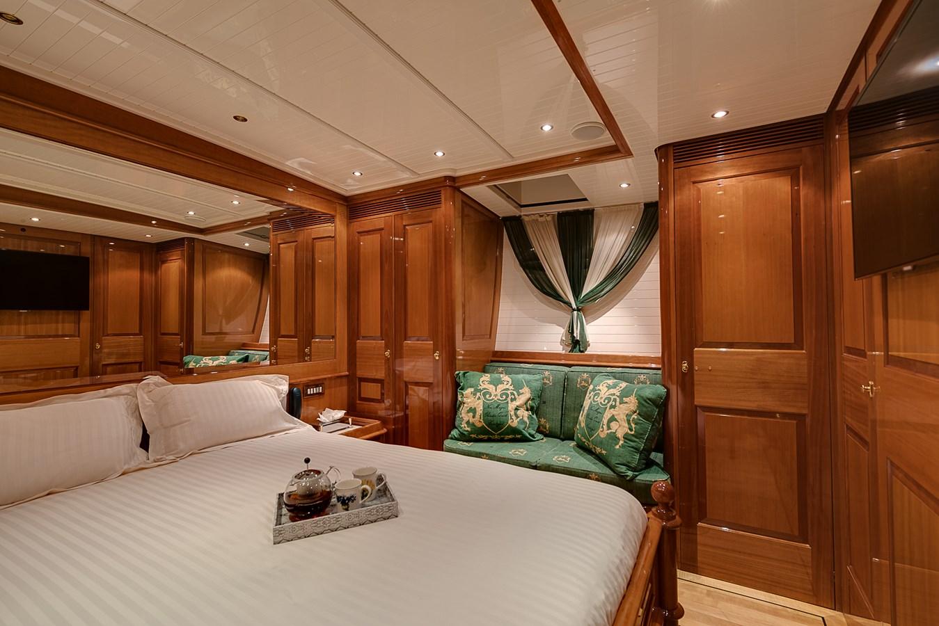 Guest Cabin Port 1999 VITTERS Hoek Design Sloop Cruising Ketch 2887104