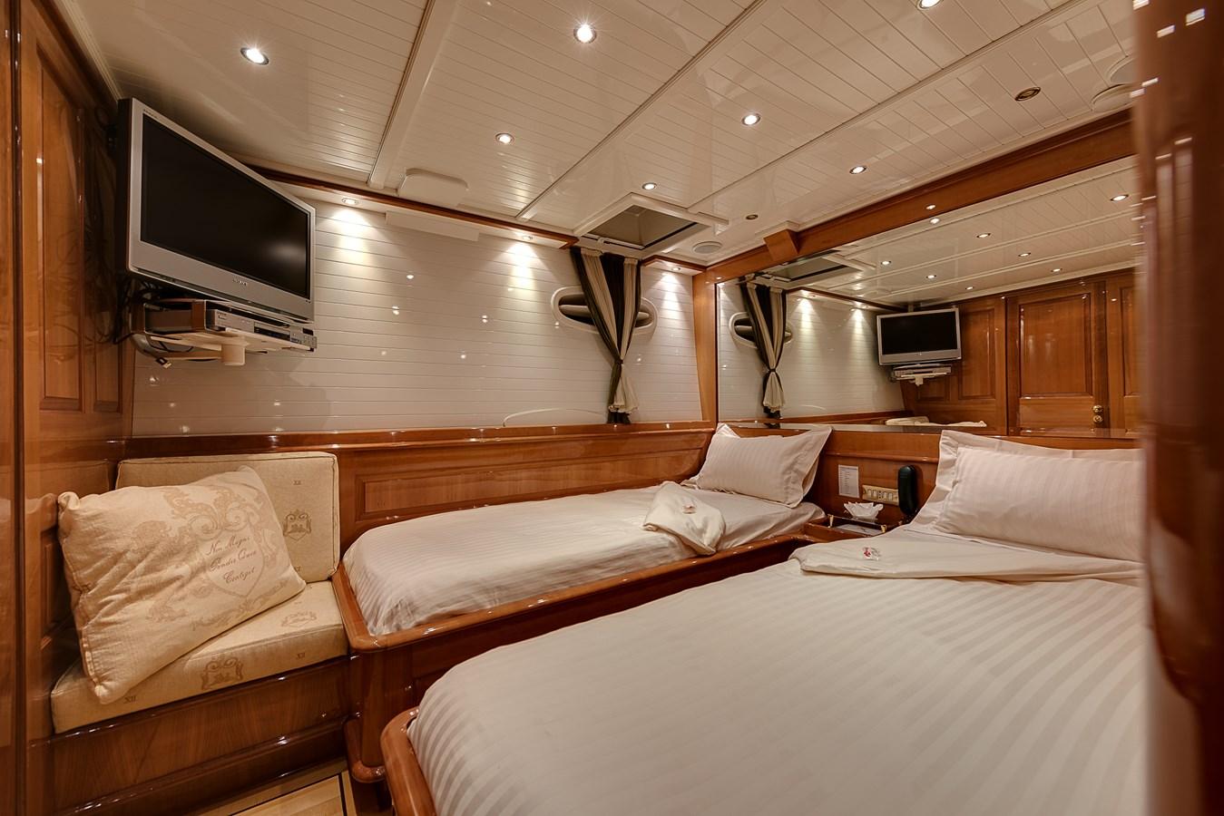 Twin Cabin Port 1999 VITTERS Hoek Design Sloop Cruising Ketch 2887105