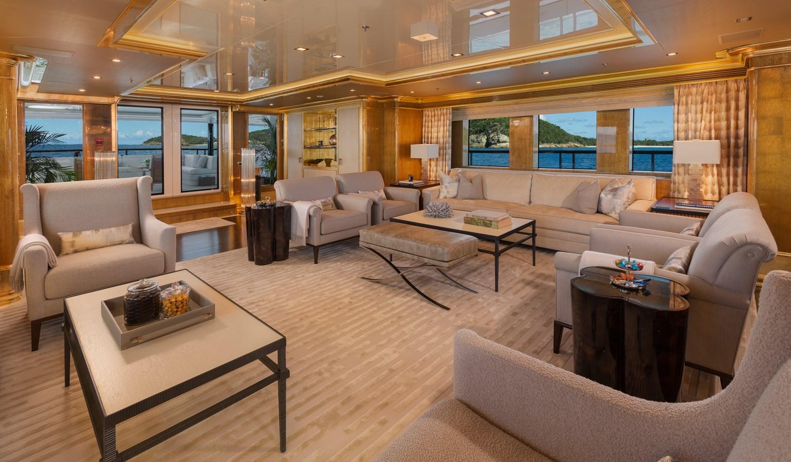 2009 195'9'' Benetti Motor Yacht  Main Salon 2009 BENETTI  Motor Yacht 2890255